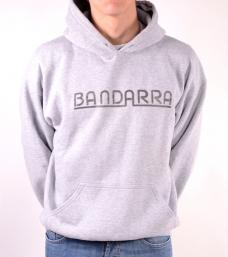 Hoody Sweatshirt Bandarra Grey / Dark Grey
