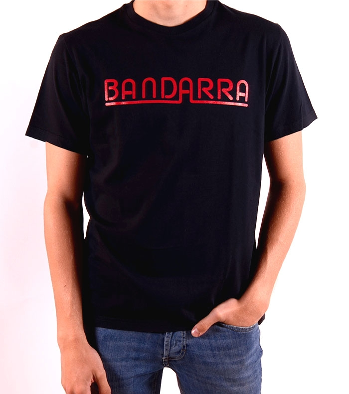 Vintage Bandarra Tee Black / Red