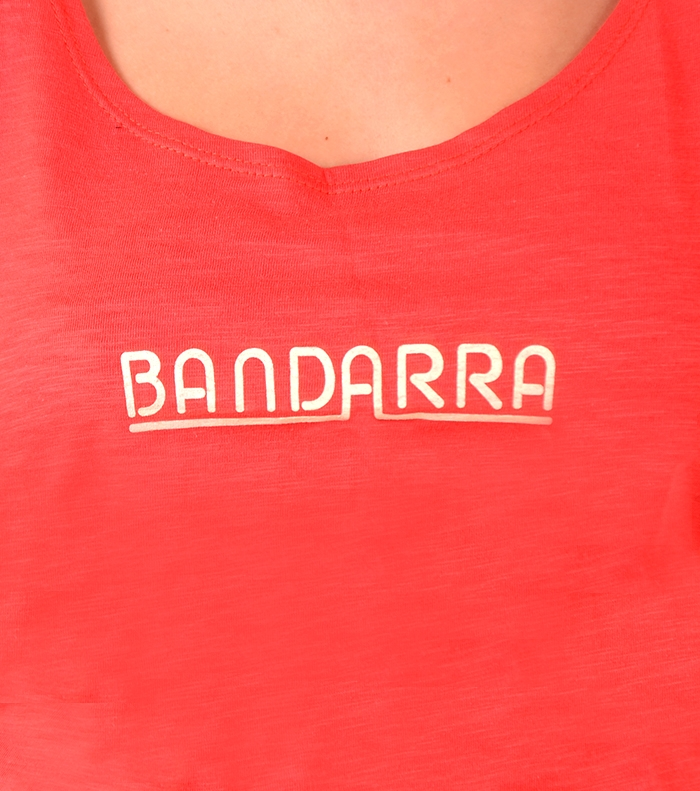 Bandarra Classic Tank Top Red / Yellow