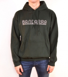Hoody Sweatshirt  Bandarra Green / Black White {descripcio_sensetags_prod}